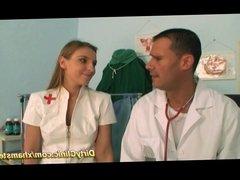Nurse is such good fucker