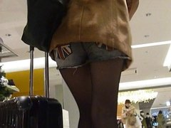 candid asian pantyhose 7