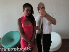 The Wrist Tie with Victor Lightworshp and Skin Diamond