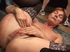 Granny Takes A Bangin'