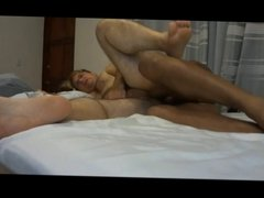 Groaning Chubb Daddy Fucked Raw And HARD