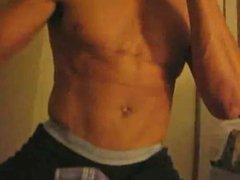 latino bodybuilder tortures str8 guy - 4