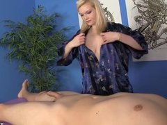 Cock Jerking Massage