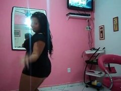 Milf BBW Brazilian Dancing - Very Hot
