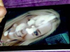 Blonde Teen Facial (Muted777)