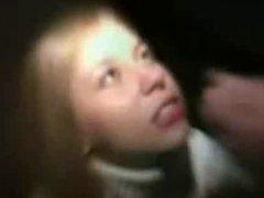 slut get two loads on her face