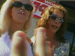 Dolly and Rikki Double Dicked