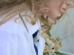 Redhead teen schoolgirl Tiffany Walker