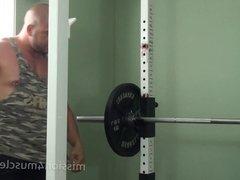 Rocky Muscle hunk