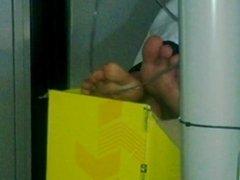 Candid Feet Soles Solas Pezinhos - Natania's feet 13