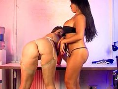Paige Turnah and Abbee Kimberly 2-4-1 on S66