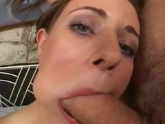 Blowjob and facial