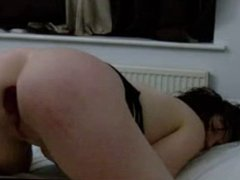 cute young girl flogged and whipped and fucked in ass