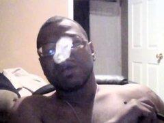 black man smoking bbc 9inch