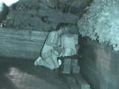 Public Park Sex Caught On Hidden Cam
