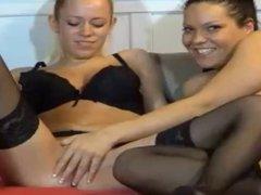 2 Amazing HOT Lesbians