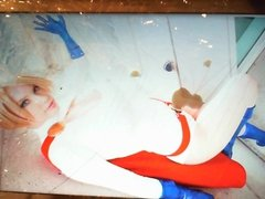 SOP My Cosplay Tribute: Crystal Graziano as Power Girl