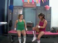 Hot lesbian scene, for J.O.