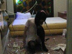 Kinky crossdresser Mimi (2012.07.08) #2