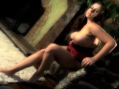 Erica Campbell - Fireplace
