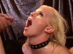 Dirty Blonde gets double facial