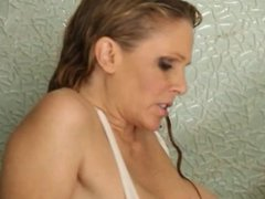 Sensual Lesbian Shower Seduction