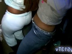 House Party! - Black Teens Grope and Hump