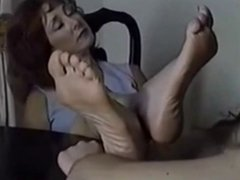 lesbian mature and young feet