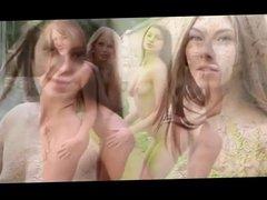 4 Amazing Teen Beauties BVR