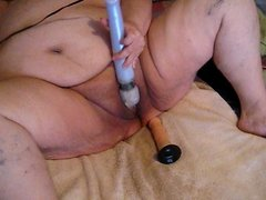 cam show this month with toys wand