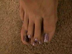 Kicked And used - Goddess Megan's Foot Fetish 2.5