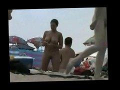 Nude Beach - Pussy Highlights