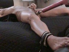 MILF hard cum (pussy view)