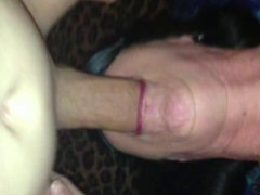 Older wife for younger stud