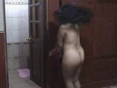 North Indian Girl's Nude dance captured infront of CAM