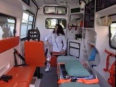 La ambulancia NO tenia una emergencia