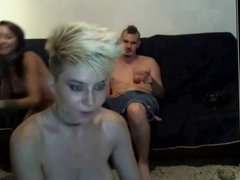 threesome amateur cam mff part1
