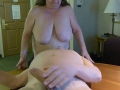 Silver Stallion gets a Tit Bashing