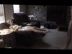 living room sex