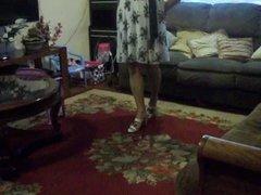 dressing in heels