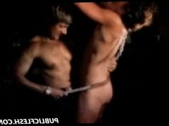 Retro Gay BDSM And Anal Insertions