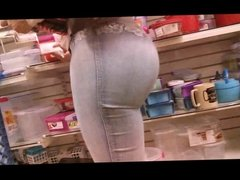 Perfect Latina Ass In Store