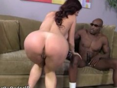 Hot mother Tiffany takes BBC in her ass