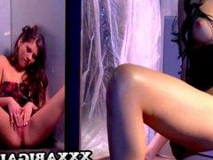 Capri Anderson and Shyla Jennings - Lesbian Addiction