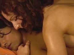 Lesbian Massage Lovers