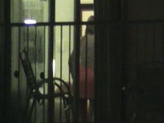 Hotel Window CFNM 3