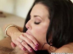 THROATED Facefucking and throatfucking Veronica Avluv