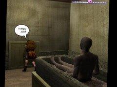 3D Comic: Mummy