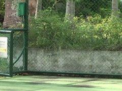 Nude tennis by bradpiet