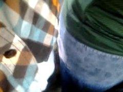 Encoxada falda larga 1